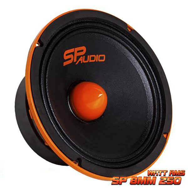 "SP AUDIO 8MM 8"" 500W"